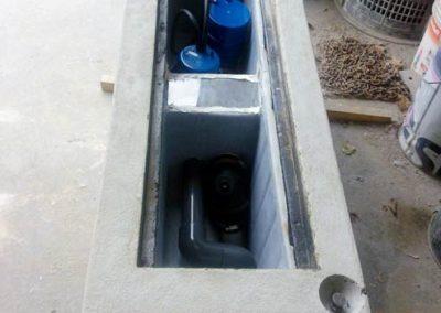 Sistema di drenaggio